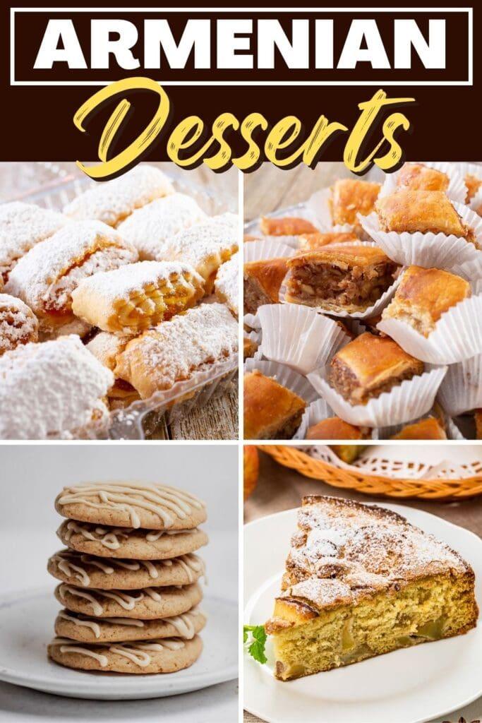 Armenian Desserts