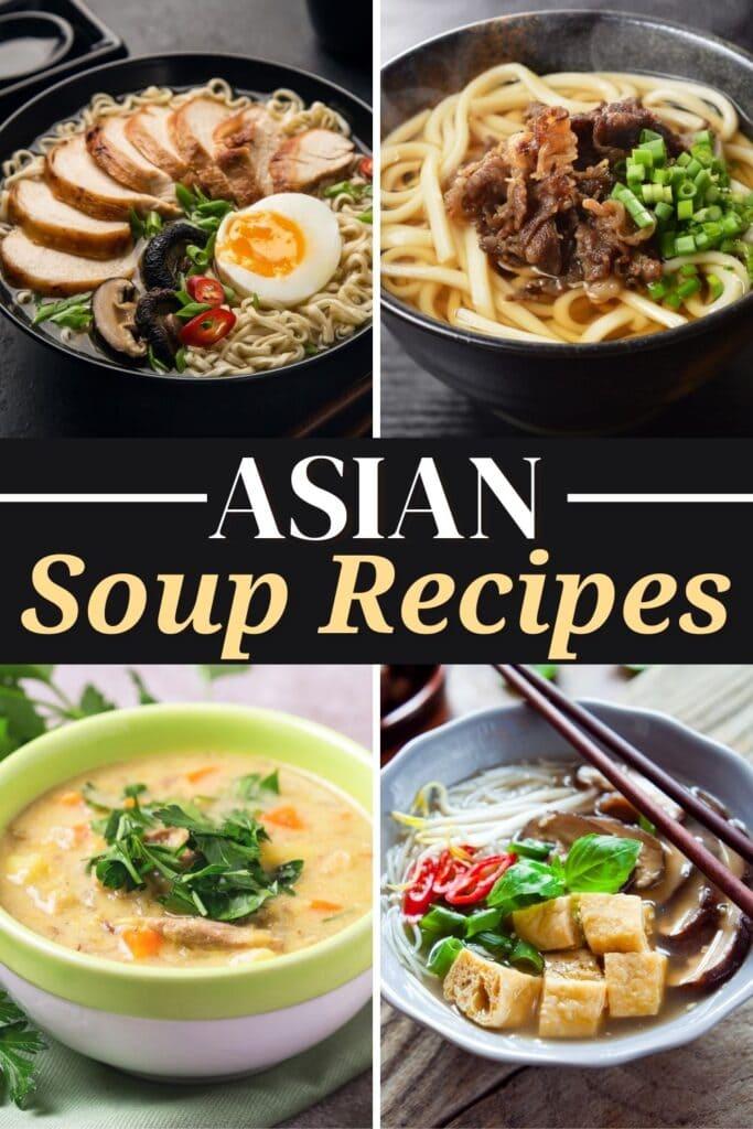 Asian Soup Recipes