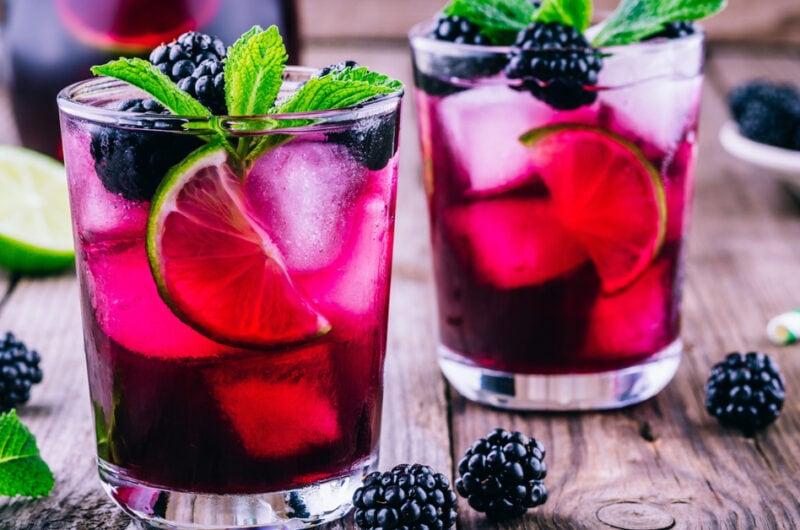 17 Pretty Purple Cocktails