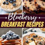 Blueberry Breakfast Recipes
