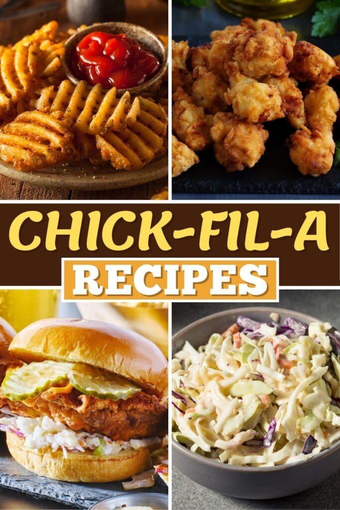 Chick-Fil-A Recipes