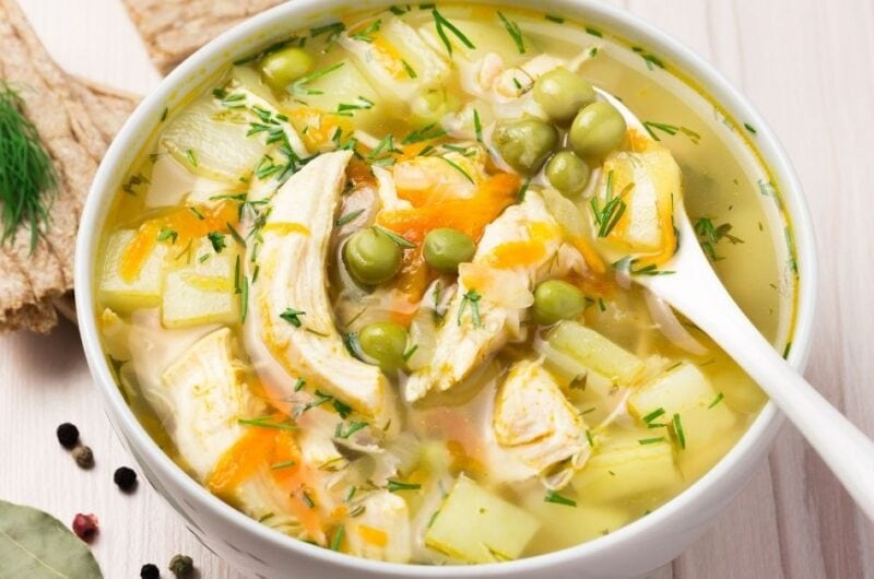 23 Best Spring Soup Recipes