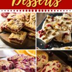 Cranberry Desserts