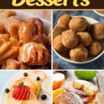 Deep-Fried Desserts