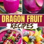 Dragon Fruit Recipes