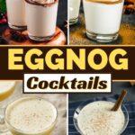 Eggnog Cocktails