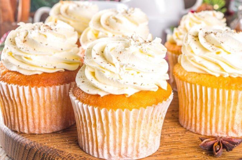 25 Eggnog Desserts for the Holidays