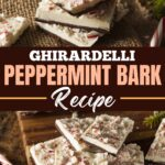 Ghirardelli Peppermint Bark Recipe