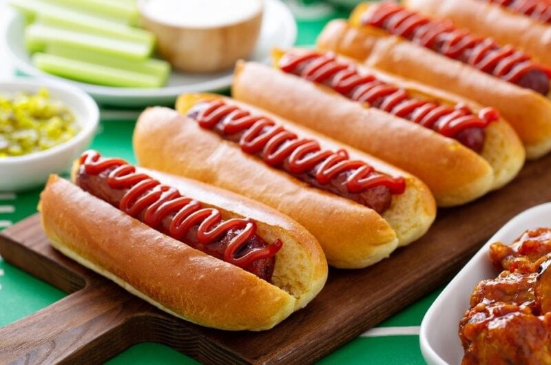 30 Best Tailgating Recipes