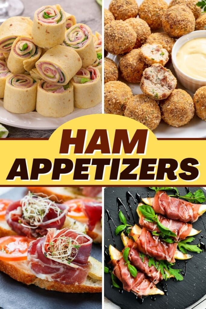 Ham Appetizers