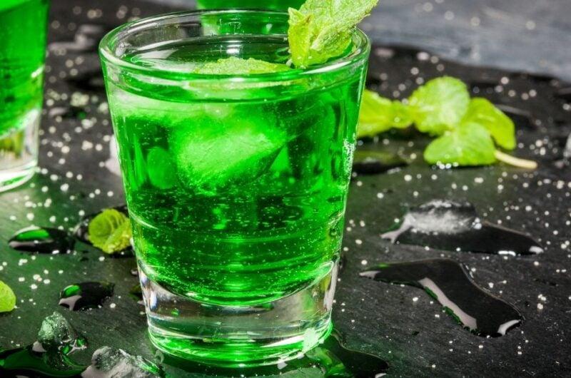 17 Best Green Cocktails