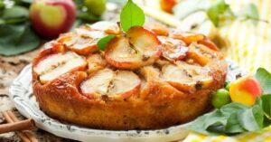 Homemade Jewish Apple Cake