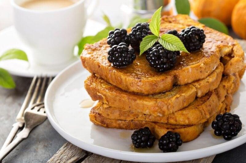 23 Best Pumpkin Breakfast Recipes