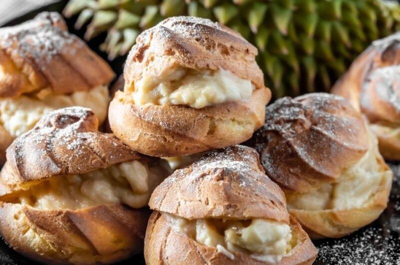 10 Best Durian Desserts