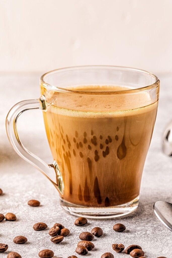 Keto Bulletproof Coffee Latte