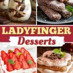Ladyfinger Desserts