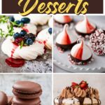 Meringue Desserts