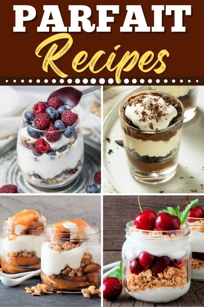 Parfait Recipes