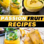 Passion Fruit Recipes
