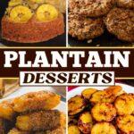Plantain Desserts