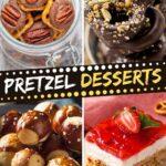 Pretzel Desserts
