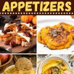 Pumpkin Appetizers