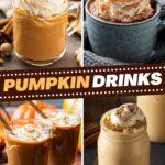Pumpkin Drinks