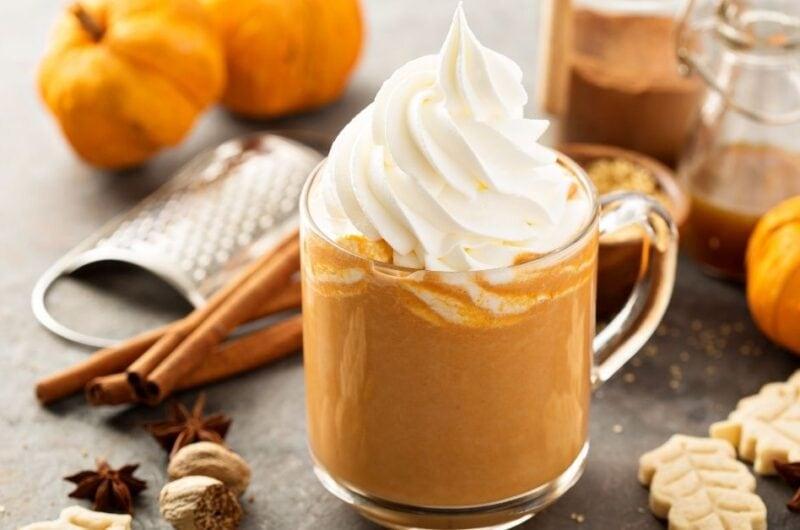 20 Pumpkin Drinks That Are Better Than Starbucks