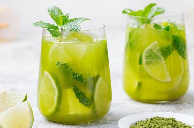 10 Green Tea Recipes to Make at Home