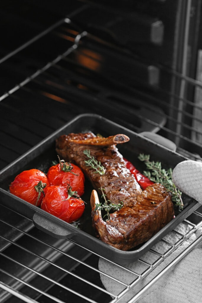 Roasted Ribs in the Oven