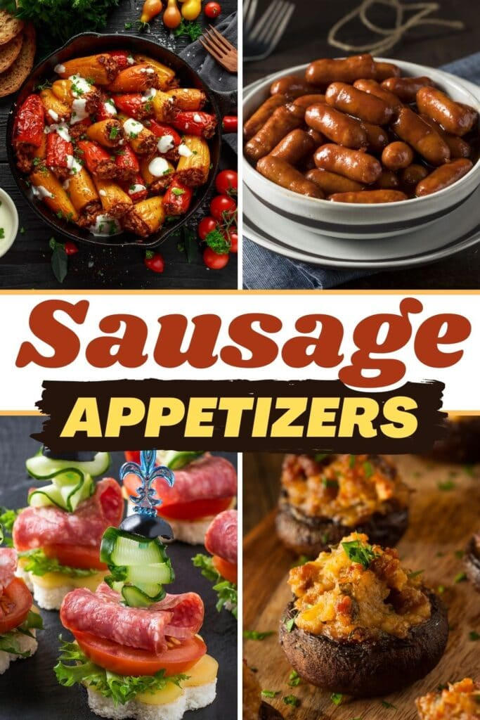 Sausage Appetizers