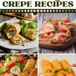 Savory Crepe Recipes