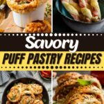 Savory Puff Pastry Recipes