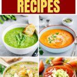 Spring Soup Recipes