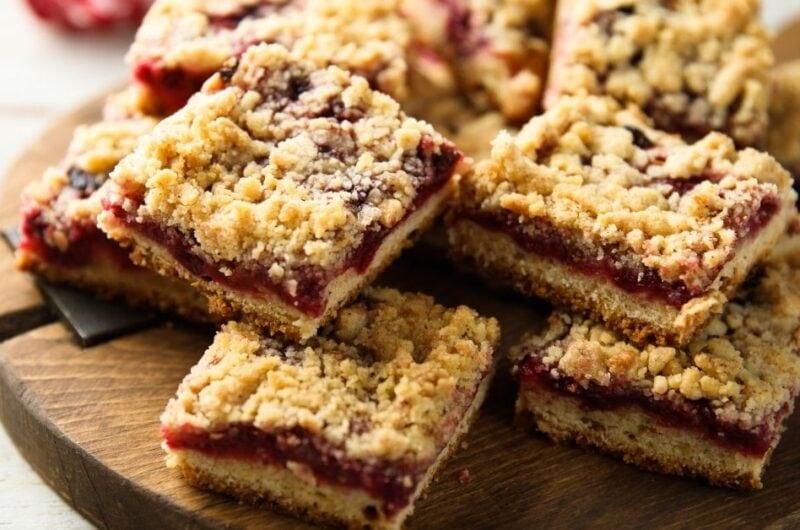 20 Easy Cranberry Desserts