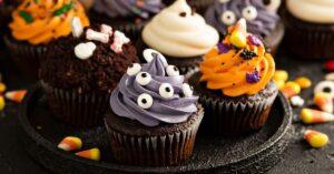 Sweet Monster Chocolate Cupcakes