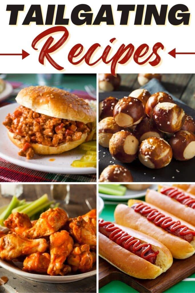 Tailgating Recipes