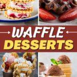 Waffle Desserts