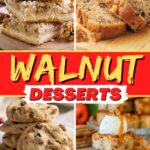 Walnut Desserts