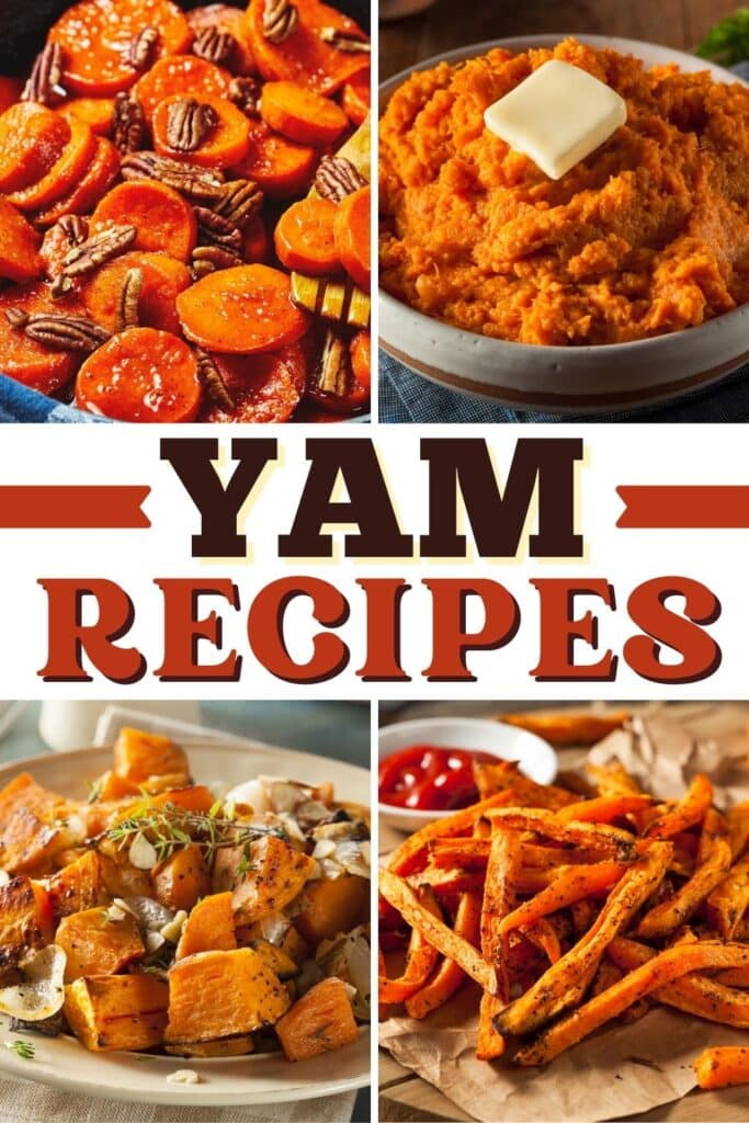 Yam Recipes