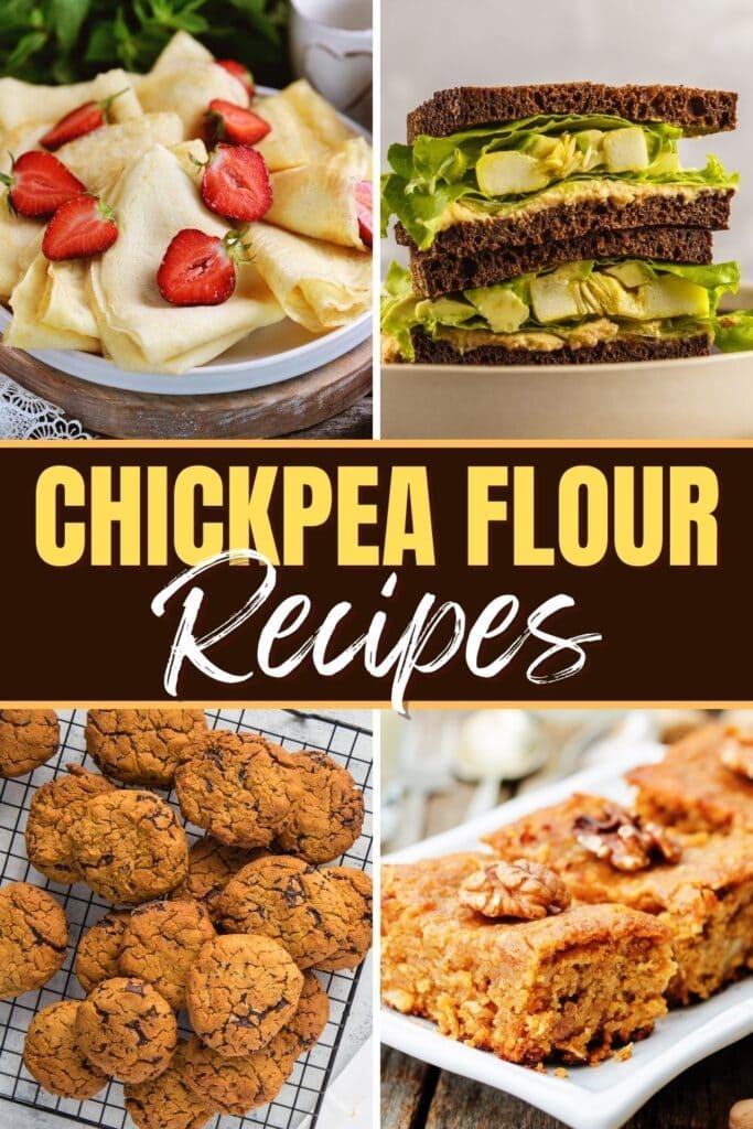 Chickpea Flour Recipes