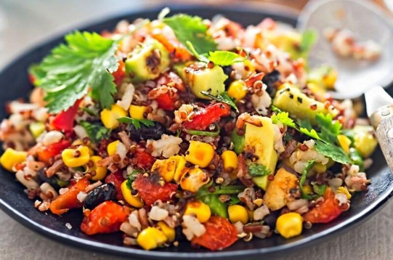 10 Easy Mexican Salad Recipes