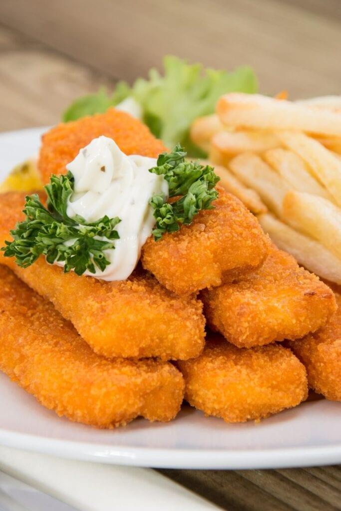 Homemade Crispy Fried Fish
