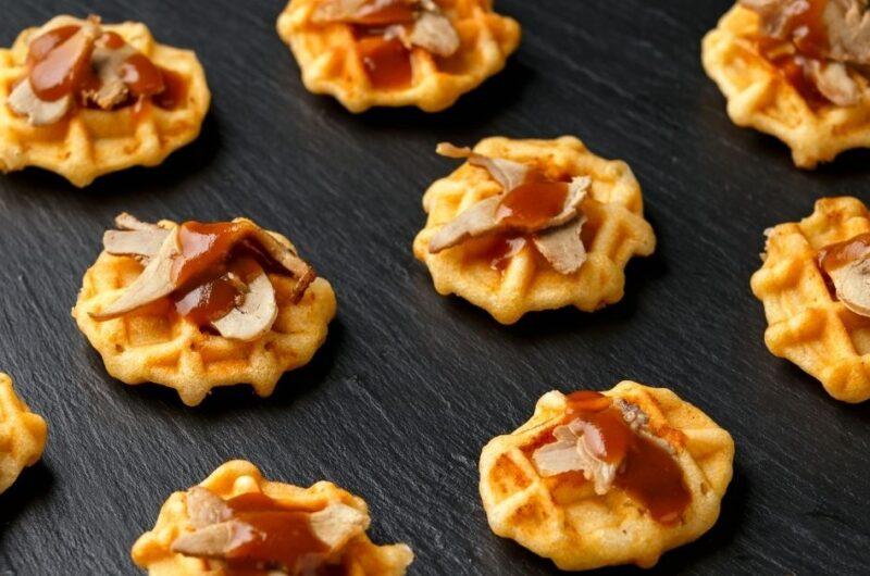23 Mini Waffle Iron Recipes to Try