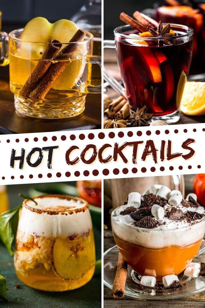 Hot Cocktails