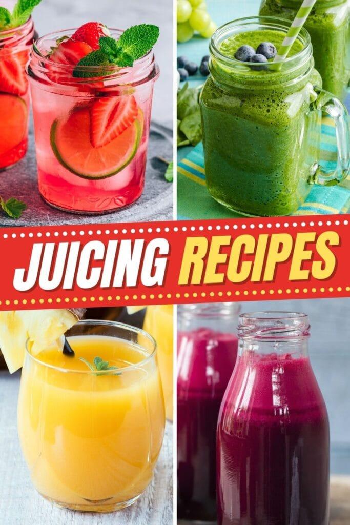 Juicing Recipes