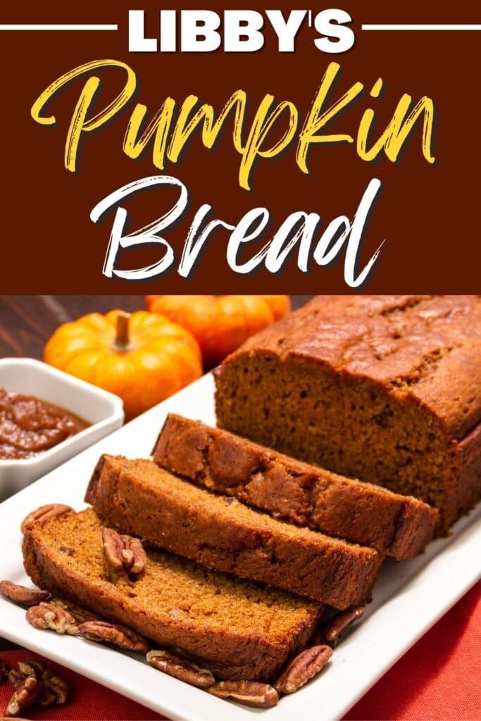 Libby's Pumpkin Bread