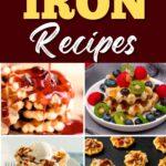 Mini Waffle Iron Recipes