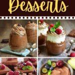 Mousse Desserts