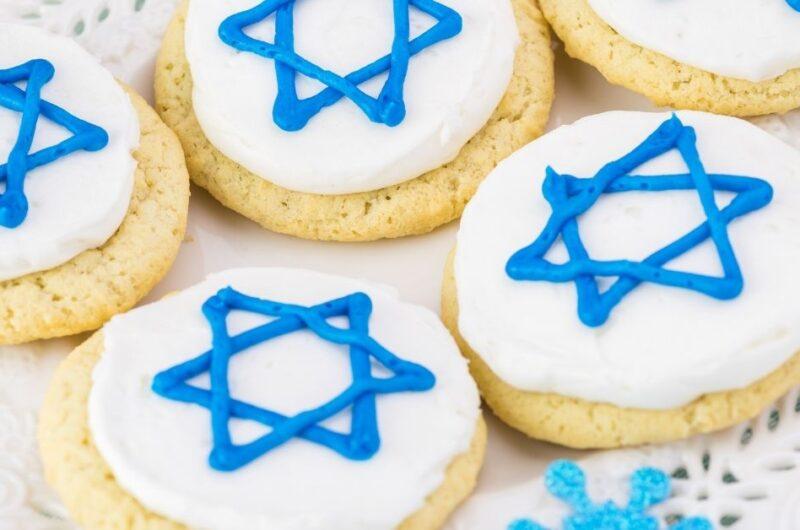 15 Traditional Hanukkah Cookies